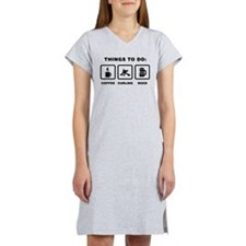 Curling Women's Nightshirt