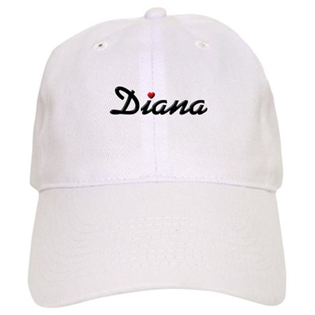 Diana: Red Heart Cap