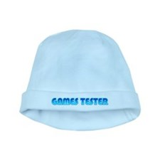 Games Tester baby hat