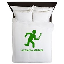 Extreme Athlete Queen Duvet
