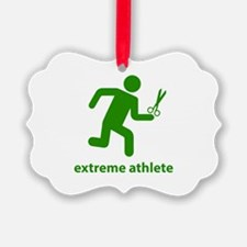 Extreme Athlete Ornament
