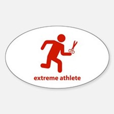 Extreme Athlete Decal