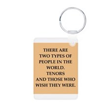 TENORS Keychains