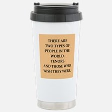 TENORS Travel Mug