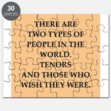 TENORS Puzzle