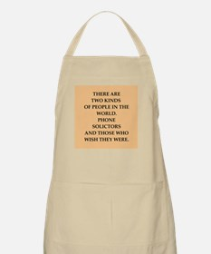 solicitor Apron