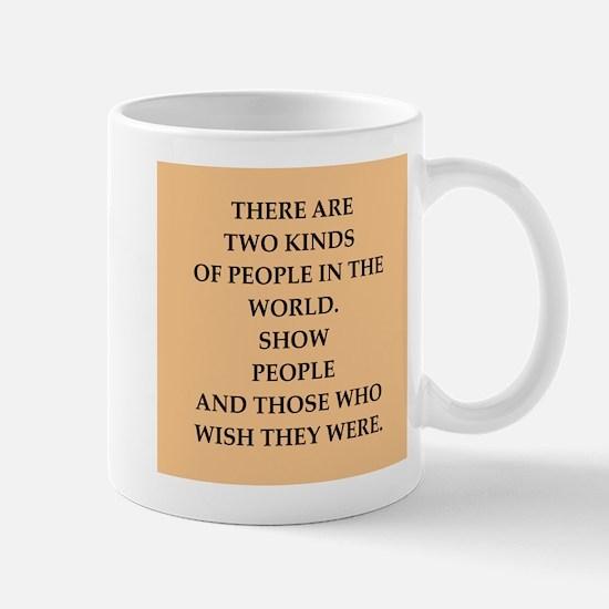 shoe people Mug