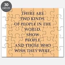 shoe people Puzzle