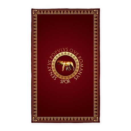Imperial Rome 3'x5' Area Rug