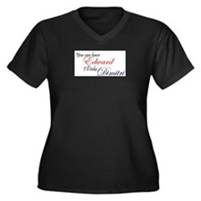 Edward_Demitri.psd Plus Size T-Shirt