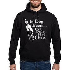 Dog Beers Hoodie
