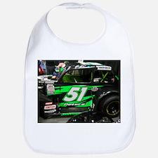 Racing Car #51 Bib