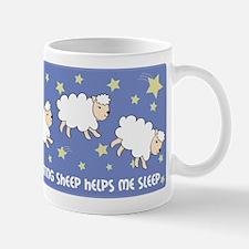Counting Sheep to Sleep Mug