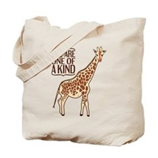 Unique Giraffe Tote Bag