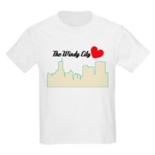 Windy City Chicago T-Shirt