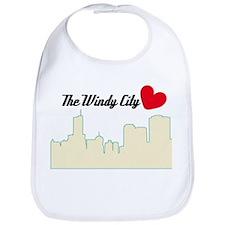 Windy City Chicago Bib
