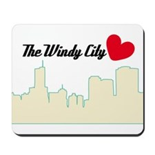 Windy City Chicago Mousepad