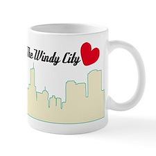 Windy City Chicago Mug