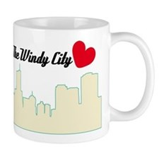 Windy City Chicago Mug
