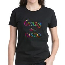 Crazy About Disco Tee