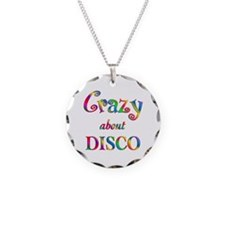 Crazy About Disco Necklace