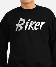 Biker Couple Sweatshirt