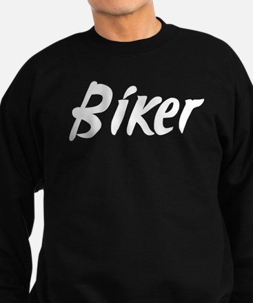 Biker Couple Sweatshirt (dark)