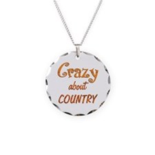 Crazy About Country Necklace