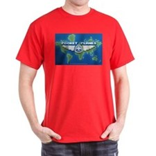 Pocket Planes Logo T-Shirt