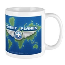 Pocket Planes Logo Mug