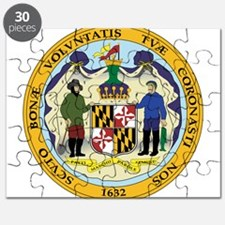 Great Seal of Maryland Puzzle