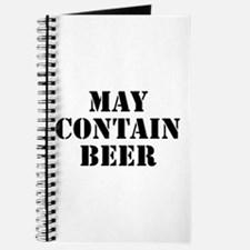 May Contain Beer Journal