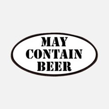 May Contain Beer Patches