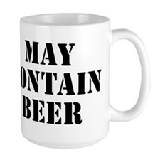 May Contain Beer Mug