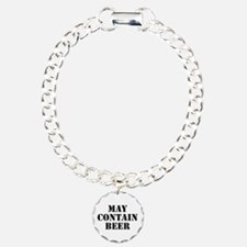 May Contain Beer Bracelet