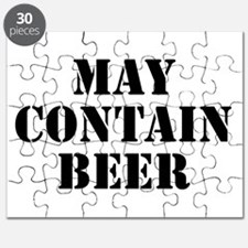 May Contain Beer Puzzle