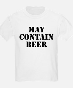 May Contain Beer T-Shirt