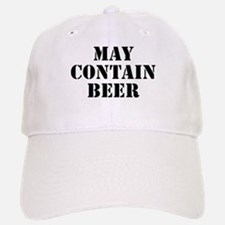 May Contain Beer Hat