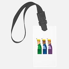 Los Reyes Magos Luggage Tag
