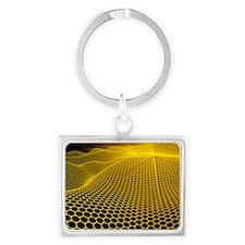 Graphene - Landscape Keychain