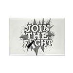 Join Fight Carcinoid Cancer Rectangle Magnet (100
