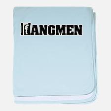hangmen baby blanket