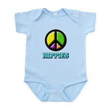 hippies Infant Bodysuit