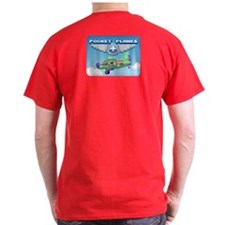 Pocket Planes Life Flight T-Shirt