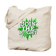 Join Fight Bile Duct Cancer Tote Bag