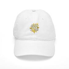 Join Fight Appendix Cancer Baseball Cap