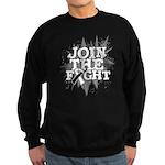 Join Fight Carcinoid Cancer Sweatshirt (dark)