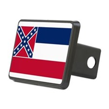 Flag of Mississippi Hitch Cover