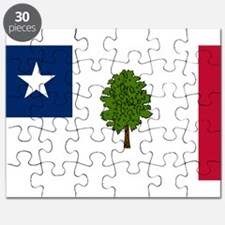 Flag of Mississippi 1861–1865 Puzzle