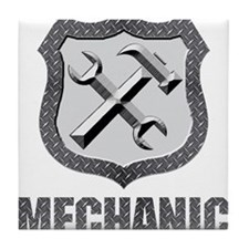 mechanic Tile Coaster